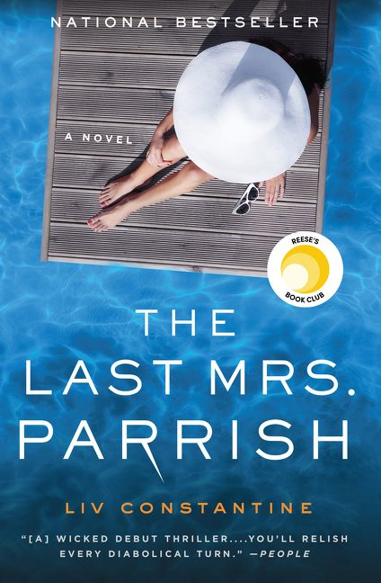 The Last Mrs. Parrish - Constantine